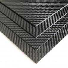 Конструкционный карбон листовой 0.5х400х500 мм