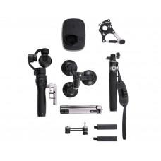 DJI OSMO X3 + комплект спортивных аксессуаров