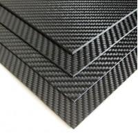 Карбоновый лист 0.5х400х500 мм