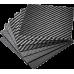 Конструкционный карбон листовой 4х400х500 мм