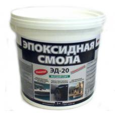 Эпоксидная смола ЭД-20, Высший Сорт, 5 кг.
