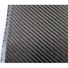 Углеродная ткань (Карбон 12K) плетение TWILL 2/2 450 г/м2, 1 м2
